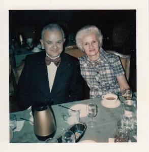Grandma and Grandpa Kalish
