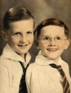 Brothers Bill and Bob Durbin
