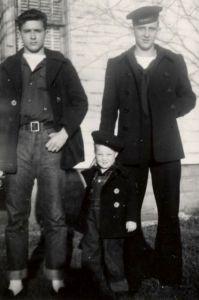 Brothers Bob, Joe, and Bill Durbin